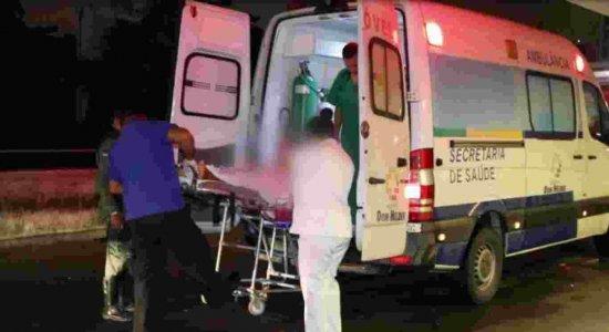 Dois homens são baleados no Cabo de Santo Agostinho em tentativa de homicídio