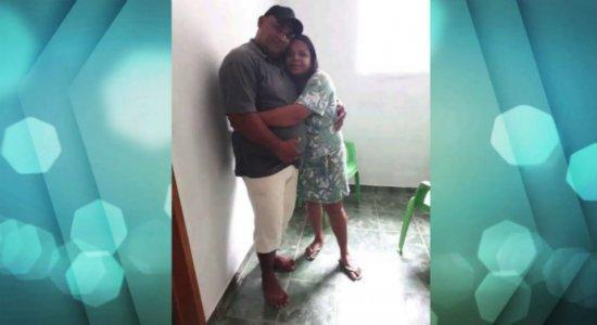 Homem estrangula companheira e depois comete suicídio em Aliança