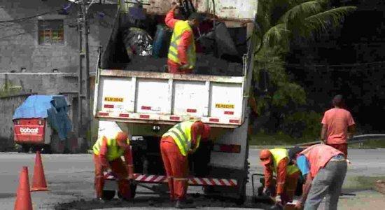 Departamento de Estradas de Rodagem inicia obras em rodovias de Pernambuco