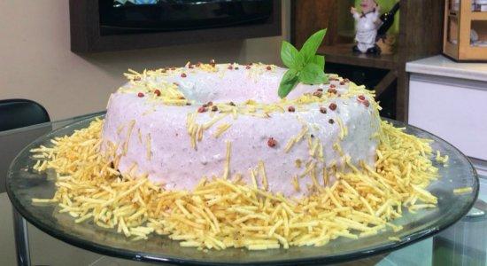 Aprenda a fazer Torta Salgada de Legumes
