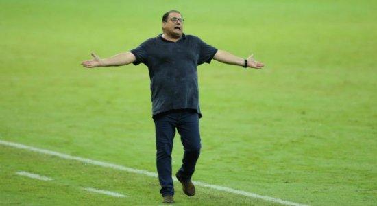 Guto reconhece pouca criação do Sport, mas destaca atuações de substitutos