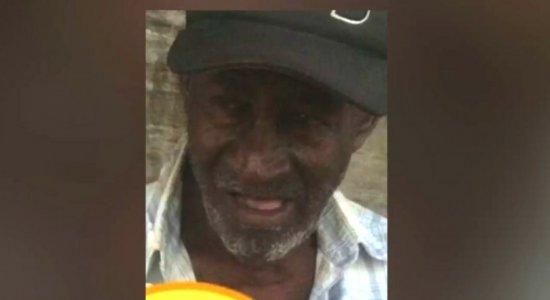 Família pede ajuda para encontrar idoso desaparecido no Grande Recife