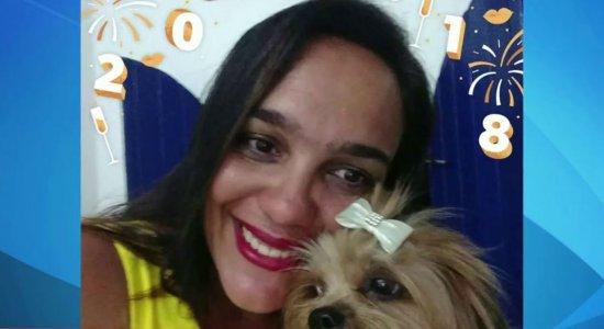 Latrocínio: suspeitos de executar veterinária em Igarassu confessam crime