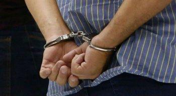 Suspeito foi levado para a Delegacia de Serra Talhada e autuado em flagrante