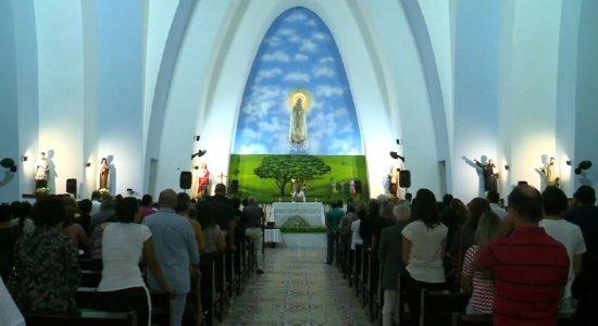 Missa de Sétimo dia da veterinária morta em Igarassu