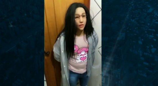 Traficante que tentou escapar da cadeia vestido de mulher é encontrado morto