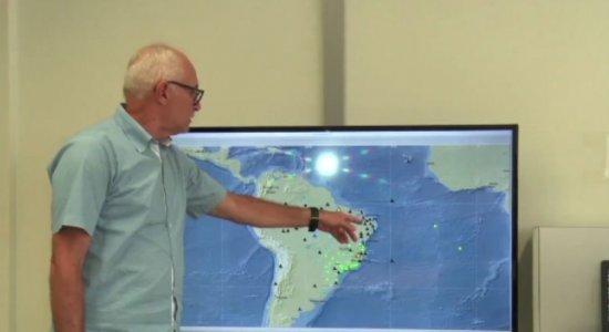 Diante de boatos, especialista afirma que não há risco de Tsunami no Recife
