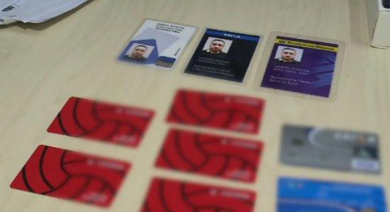 Suspeito de aplicar golpes em cartão de crédito é preso em Piedade