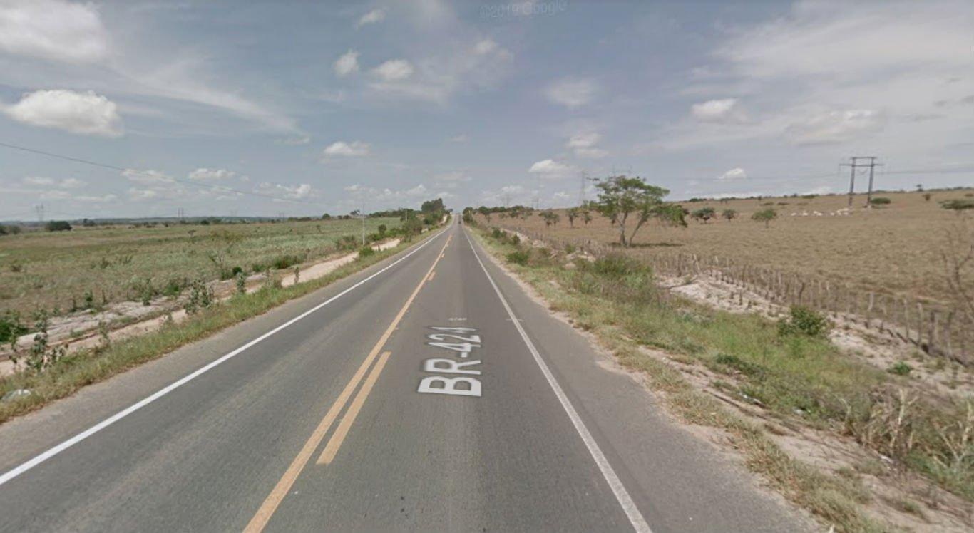 Assalto aconteceu na BR-424, em Garanhuns
