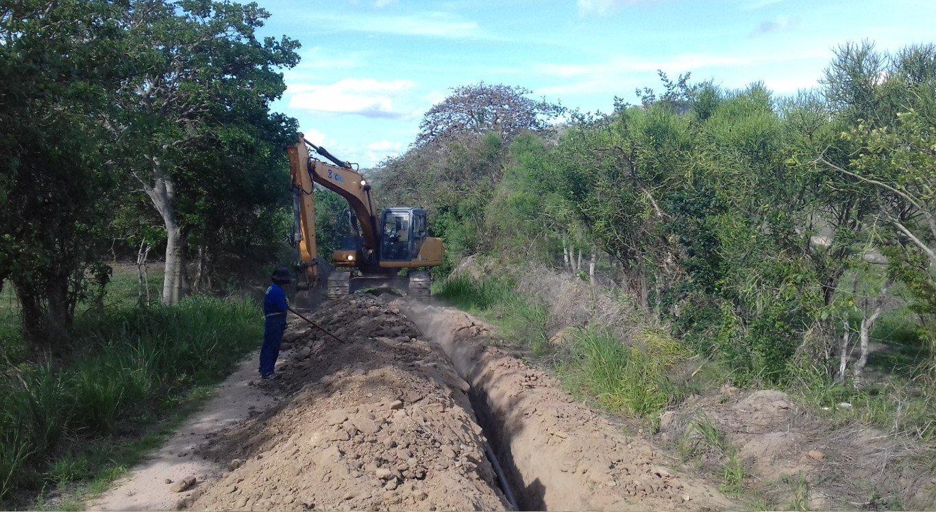 O abastecimento da localidade funcionará em sistema de rodízio, operando três dias com água e dois dias sem.