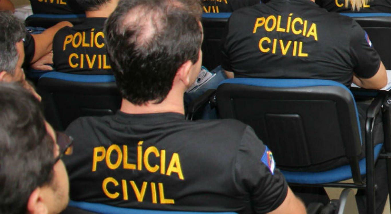 Operação está sendo realizada pela Polícia Civil em Gameleira