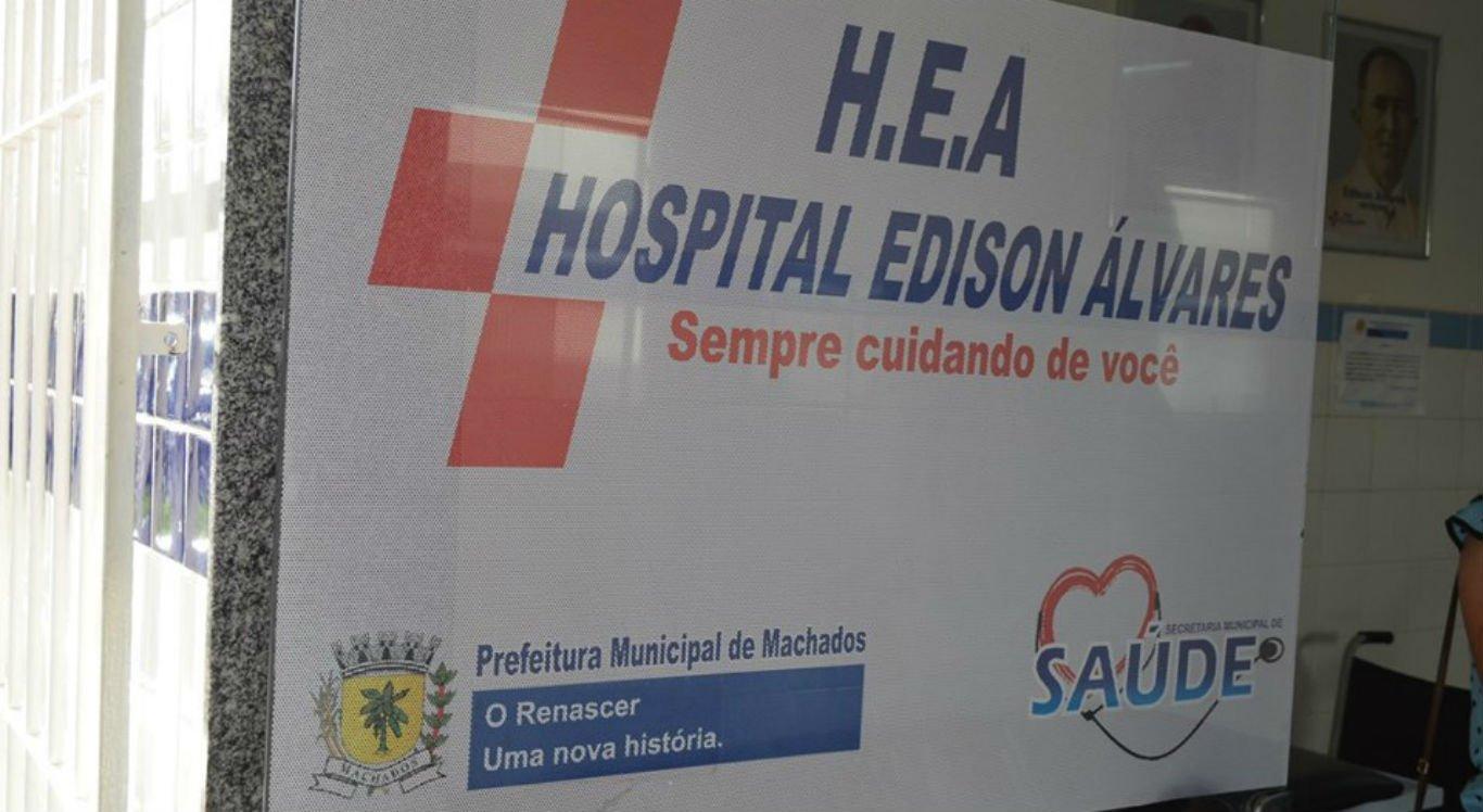 Vítima foi levada para o Hospital de Machados, mas não resistiu
