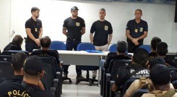 Polícia Civil deflagrou a Operação Latro, que prendeu suspeitos de roubo e furto qualificado