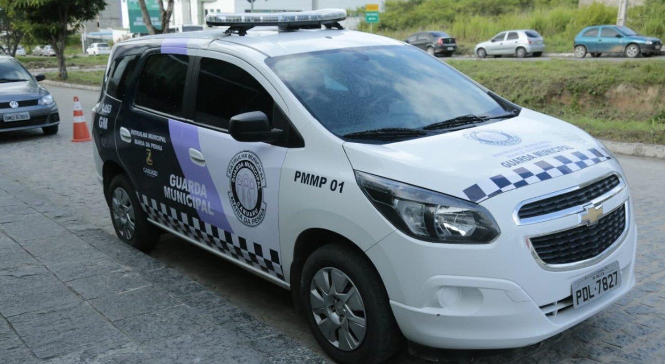 Patrulha Municipal Maria da Penha é lançada em Caruaru