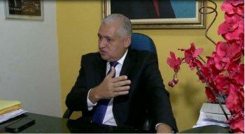 Paulo Uchôa relata que as ameaças estão vindo do atual Prefeito de Igarassu, Mário Ricardo.