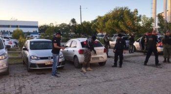 Operação é deflagrada em Caruaru