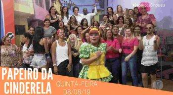 Papeiro da Cinderela 08/08/19