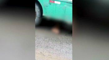 Os Bombeiros levaram a jovem para a Unidade de Pronto tendimento (UPA) de Ipojuca