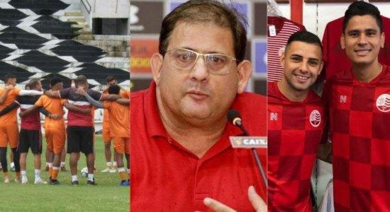 Confira as notícias do Trio de Ferro do futebol pernambucano