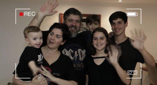 Meu Pai, Meu Herói: confira a história do pai vencedor da campanha