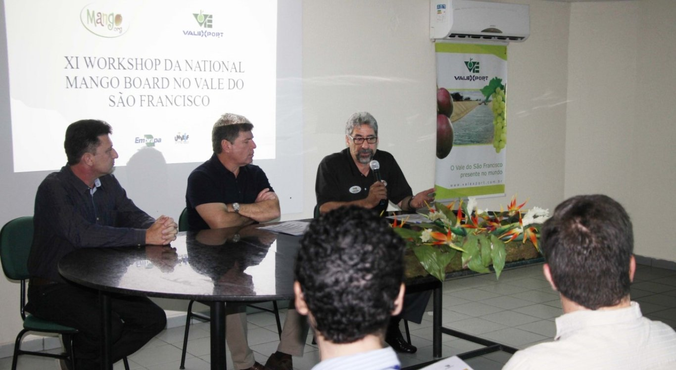 11º Workshop Internacional da National Mango Board (NMB) foi realizado em Petrolina
