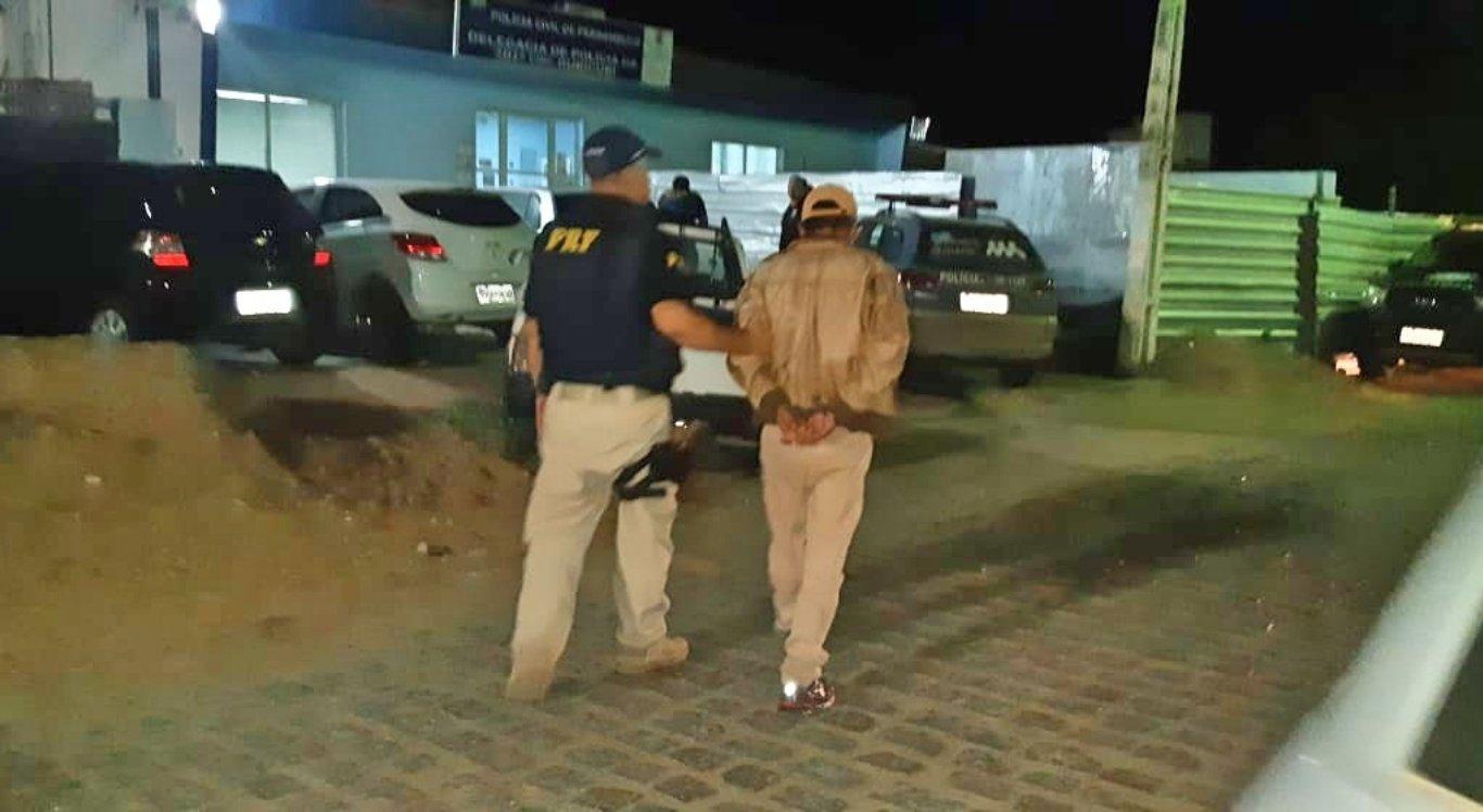 Suspeito foi detido em Ouricuri