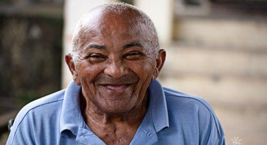 Fotos dos idosos do abrigo Cristo Redentor