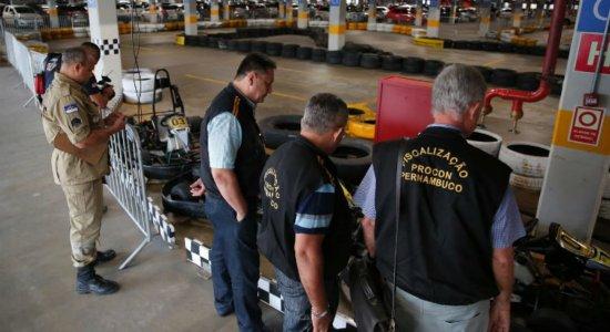 Caso escalpelamento: Procon afirma que pista de kart não estava regulamentada