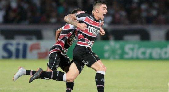 Charles não fecha contrato com time de Portugal e retorna ao Arruda