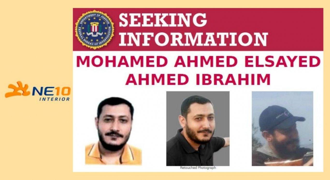 """FBI diz que Ahmed Ibrahim deve ser considerado """"armado e perigoso"""""""