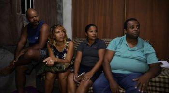 Os familiares esperam que a justiça seja feita