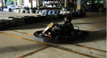 A prática exige medidas de segurança para evitar acidentes