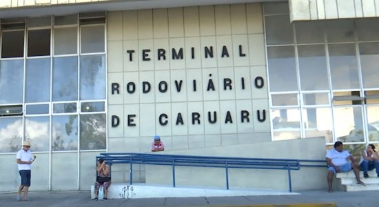 Terminal Rodoviário de Caruaru enfrenta diversos problemas