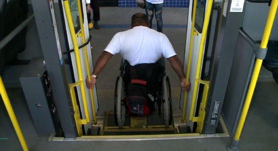 Eleições: TRE-PE oferece transporte para pessoas com deficiência e mobilidade reduzida no dia da votação