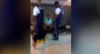 O suspeito foi detido por seguranças, quando o ônibus chegou ao Terminal Integrado da PE-15