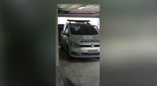 Janga: homem denuncia que policial leva viatura para casa diariamente
