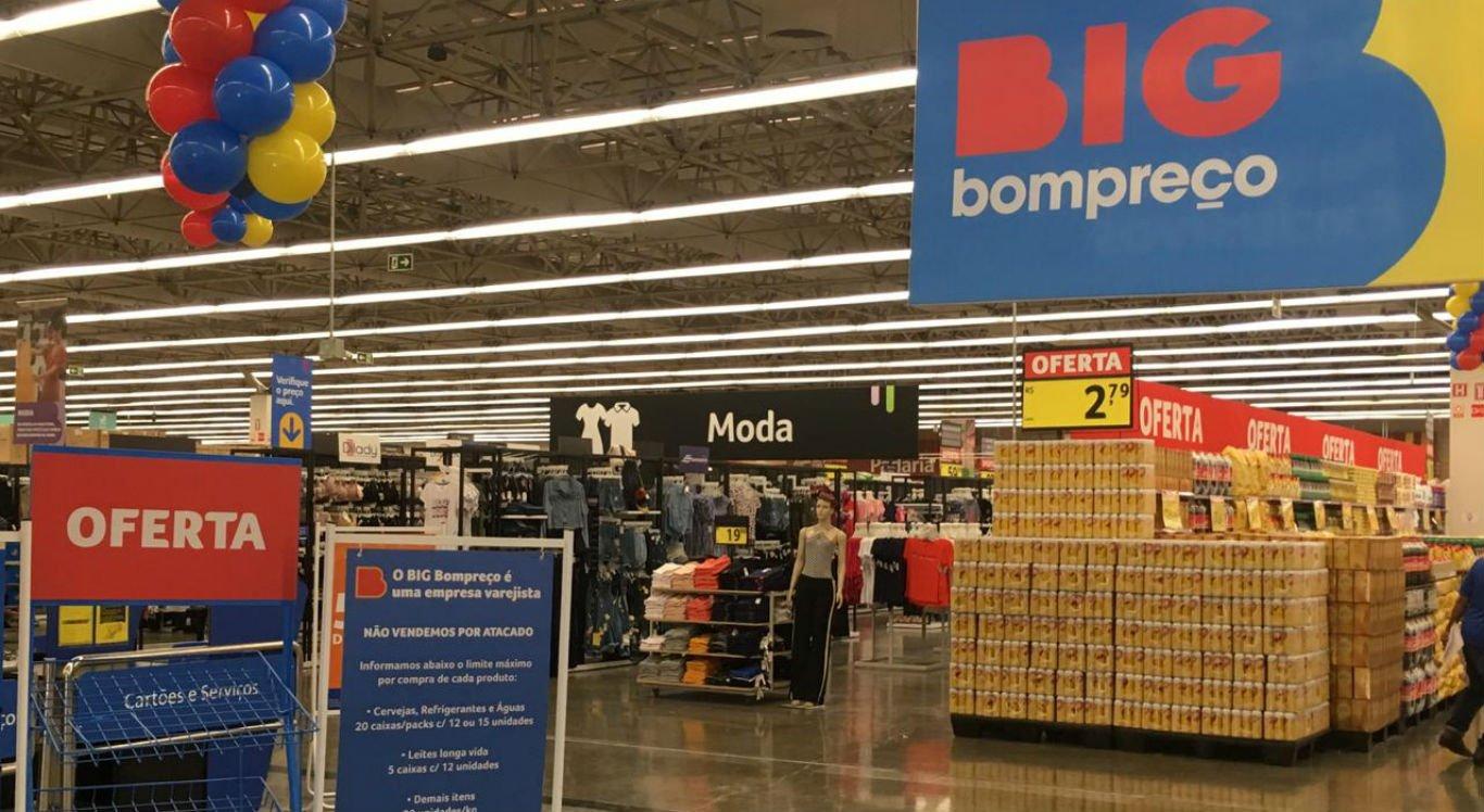 Big Bompreço: marca volta a Pernambuco com novo nome