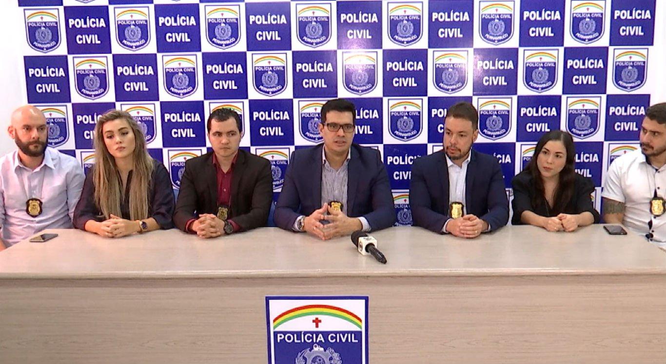Nova equipe da Polícia Civil em Caruaru foi apresentada