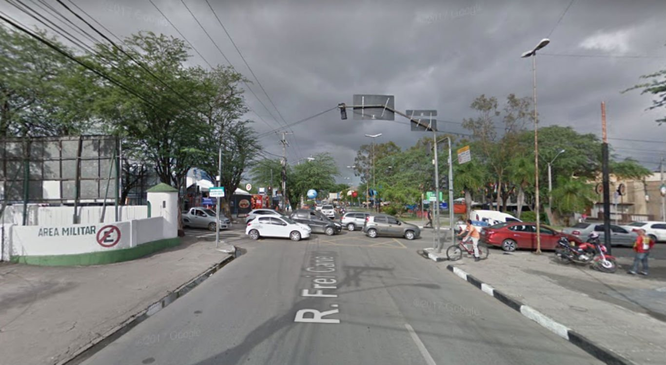 Desfile passará pela Rua Frei Caneca, no centro de Caruaru