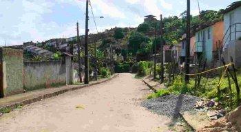 Moradores de Moreno amanheceram de luto pela morte da criança atingida por bala perdida