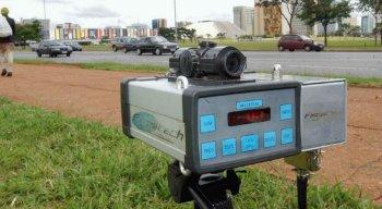 Radares nas rodovias federais serão suspensos
