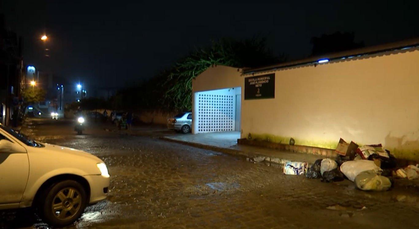 Caso aconteceu na Escola Professor Machadinho, em Caruaru