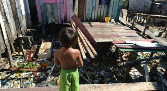 Extrema pobreza cresce no país, mostram os dados do Cadastro Único