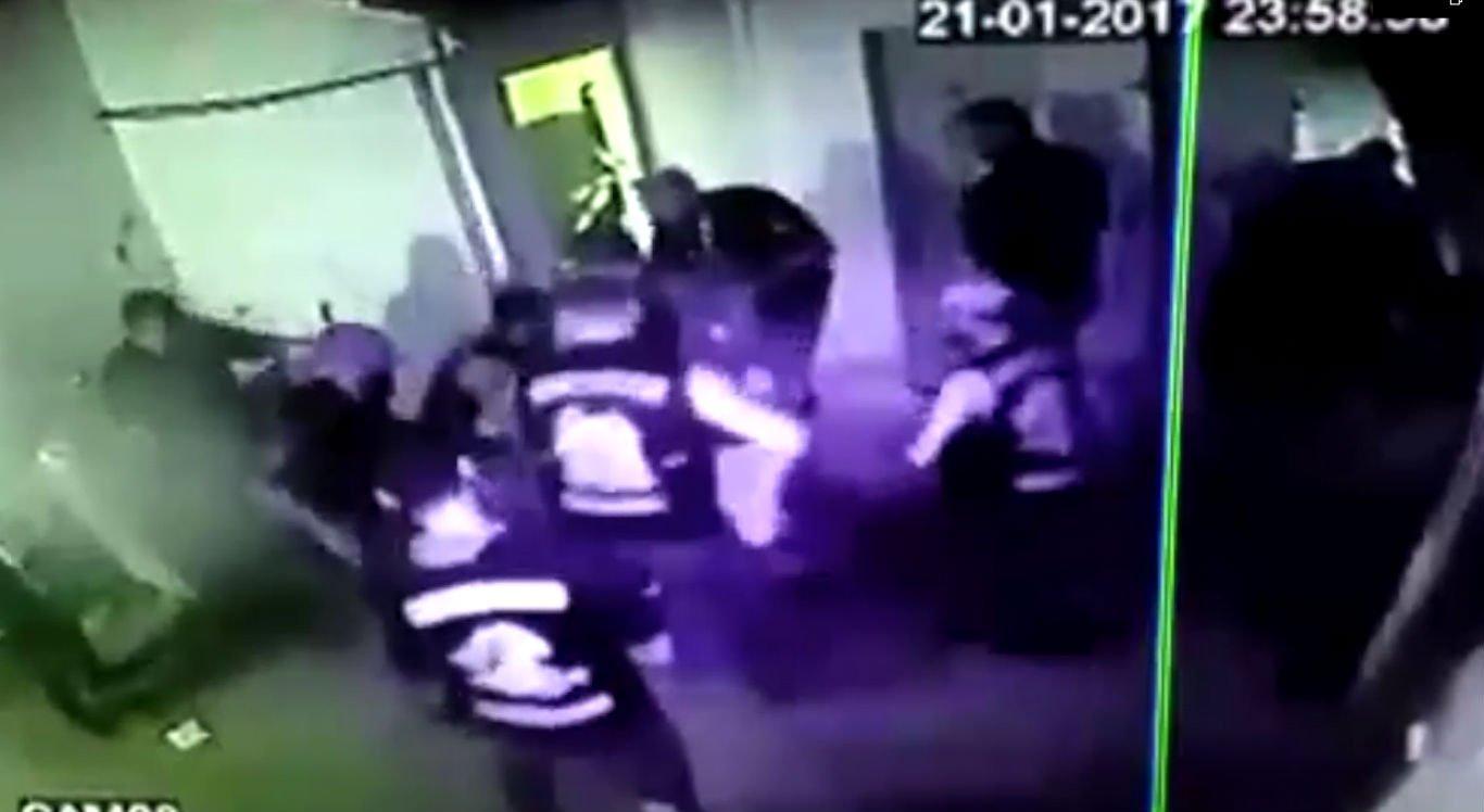 Vídeo mostrou agressões a agente penitenciário, que não resistiu e morreu