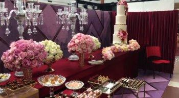 O evento reuniu noivas e debutantes que estavam atrás de promoções