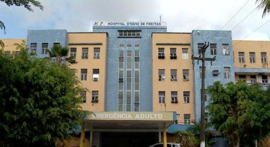 Vídeo: Pacientes e acompanhantes denunciam superlotação no Hospital Otávio de Freitas