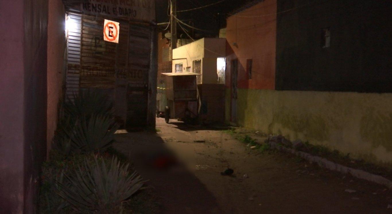 Homicídio no bairro Vassoural, em Caruaru