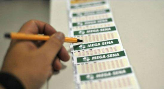 Mega-Sena acumula e prêmio sobe para R$ 31 milhões