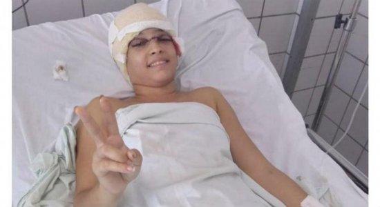 Tio de vítima de acidente em kart confirma transferência para São Paulo