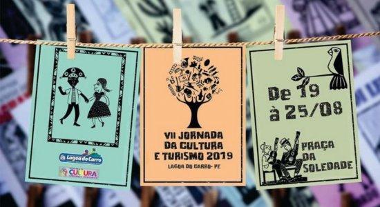 7ª Jornada da Cultura e do Turismo será de 19 a 25 de agosto
